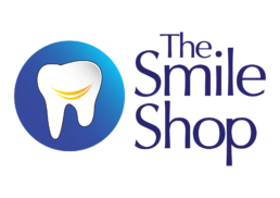 The Smile Shop Logo blue