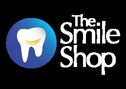 The Smile Shop Logo white